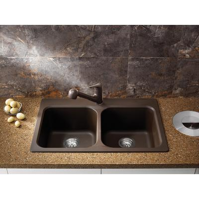 Blanco Top Mount Kitchen Sinks : BLANCO Vision 210 Topmount Caf? Sink - Home Depot Canada - Ottawa