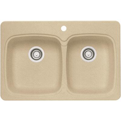 Granite Sink Price : ... Silgranit, Natural Granite Composite Topmount Kitchen Sink, Biscotti