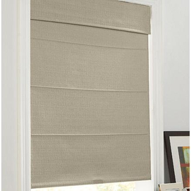 Whole Home 174 Md Ryder Tweed Room Darkening Roller Shade