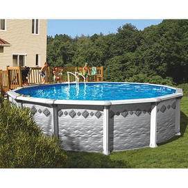 Trevi tilestone 39 above ground pool sears canada ottawa for Trevi pools