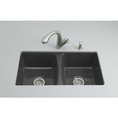 ... Undercounter Kitchen Sink in Black Black - Home Depot Canada - Ottawa