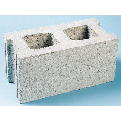 Decor Precast 10 Inch Standard Concrete Block Home Depot