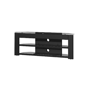 techcraft 55 tv stand md57 black best buy ottawa. Black Bedroom Furniture Sets. Home Design Ideas