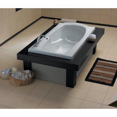 Mirolin Mackenzie Drop In Acrylic Whirlpool Tub Home