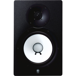 Yamaha 2 way powered monitor speaker hs80m best buy for Yamaha powered monitor speakers