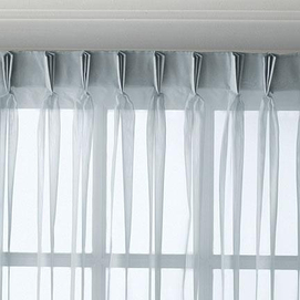 Whole Home 174 Md Silhouette Pinch Pleated Panels Sears