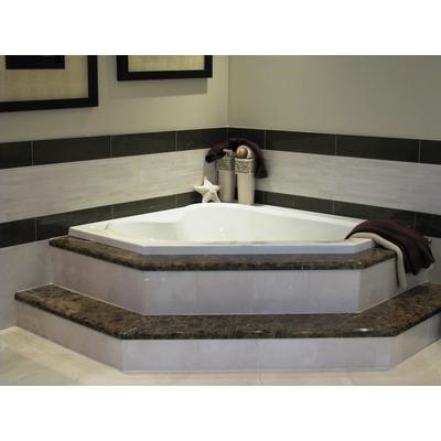 Mirolin Soho 2 Corner Drop In Acrylic Whirlpool Tub Home Depot Canada Ottawa