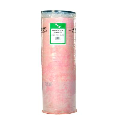 Tlp foundation blanket tlp foundation blanket pink r12 4 Basement blanket insulation