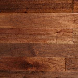 G E F Collection Rustic Walnut Engineered Flooring