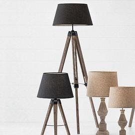 reclaimed wood tripod floor lamp sears canada ottawa With reclaimed wood tripod floor lamp