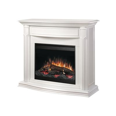 Dimplex Addison Full Size Fireplace White Home Depot Canada Ottawa