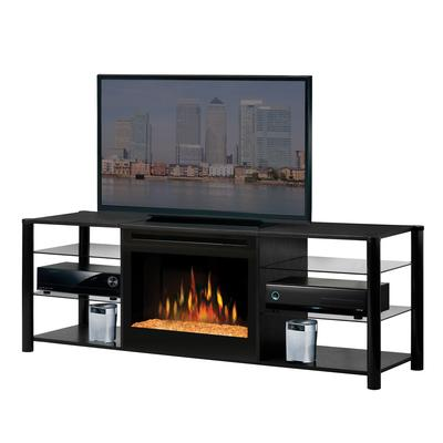Dimplex Brantford Media Fireplace Black Home Depot Canada Ottawa