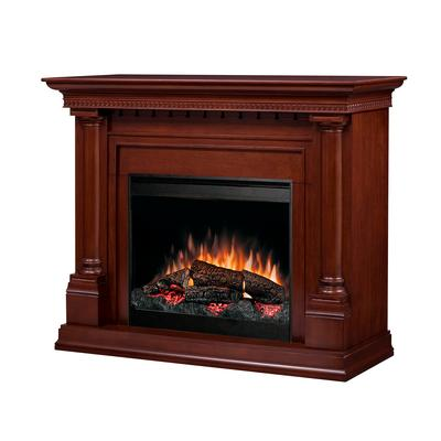 dimplex full size fireplace cherry home depot canada