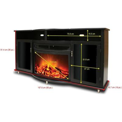 manchester media electric fireplace home depot canada ottawa