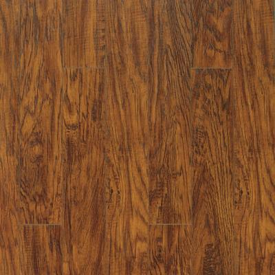 Pergo Highland Hickory Laminate Flooring