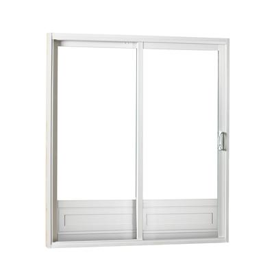 Sure glide patio door sliding patio door with low e 6 foot for Wide sliding patio doors