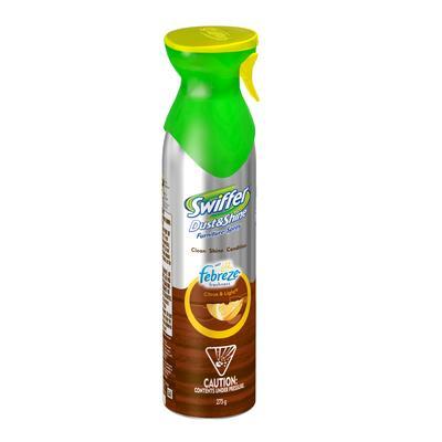 Swiffer Swiffer Dust Amp Shine Citrus Home Depot Canada