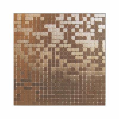 inoxia speedtiles sahara mosaic self adhesive metal tiles