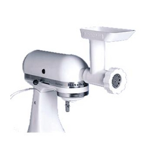 kitchenaid food grinder attachment for stand mixer home hardware