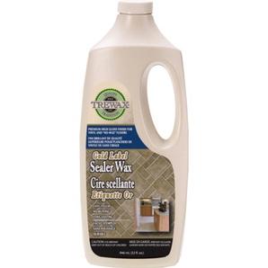 Trewax 946ml Gold Label Floor Sealer Wax Home Hardware