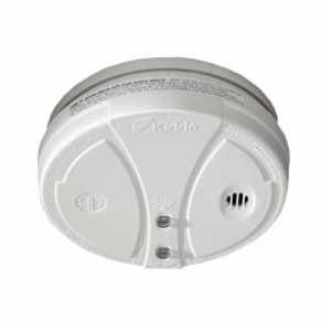 kidde battery operated smoke detector with hush button home hardware ottawa. Black Bedroom Furniture Sets. Home Design Ideas