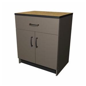 2 Door 1 Drawer Base Storage Cabinet Home Hardware Ottawa