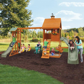 Big Backyard by Solowave® Laurelwood' Play System - Sears ...