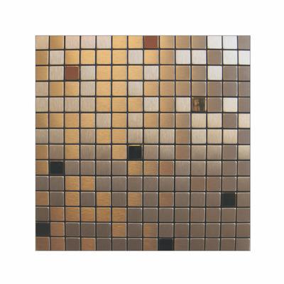 inoxia speedtiles copernic mosaic self adhesive metal tiles home depot canada ottawa. Black Bedroom Furniture Sets. Home Design Ideas