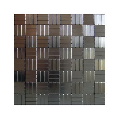 inoxia speedtiles loft mosaic self adhesive metal tiles home depot canada ottawa. Black Bedroom Furniture Sets. Home Design Ideas