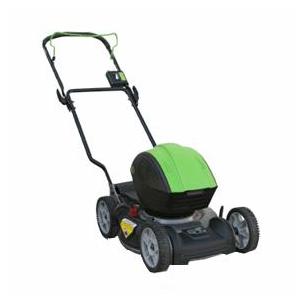 Linamar 24 Volt 18 Quot Cordless Lawn Mower Home Hardware