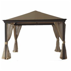 Pacific Casual Replacement Canopy For Garden House Home