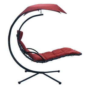 VIVERE Terra Cotta Dream Chair/Hammock, with Stand - Home Hardware