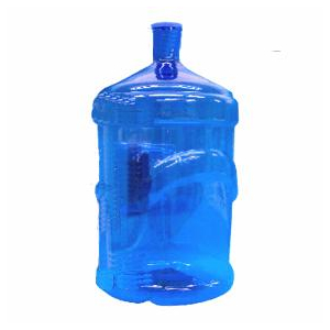 Ultra pure 5 gallon 18 9 litre pet water bottle home hardware