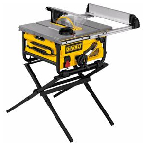 Dewalt 10 15 amp compact table saw with stand home for 99 table saw