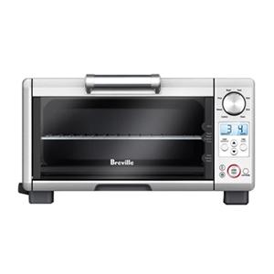 Breville Mini Smart 0 45 Cu Ft Toaster Oven Brebov450xl