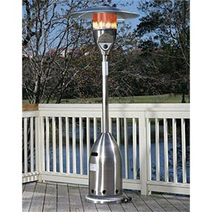 deluxe stainless steel patio heater costco ottawa