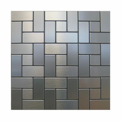 inoxia speedtiles california mosaic self adhesive metal tiles home depot canada ottawa. Black Bedroom Furniture Sets. Home Design Ideas