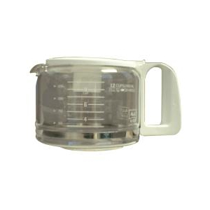 Melitta Coffee Maker Home Hardware : MELITTA 12 Cup White Universal Replacement Glass Coffee Carafe - Home Hardware - Ottawa