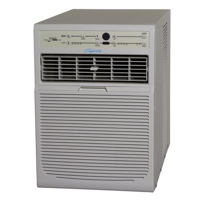 Comfort aire vertical window ac 12000 btu w remote 115v for Air conditionn mural