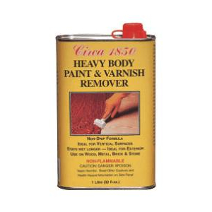 Circa 1850 1l Paint And Varnish Remover Home Hardware