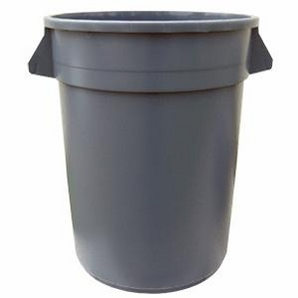 44 Gallon Grey Gator Garbage Can Home Hardware Ottawa