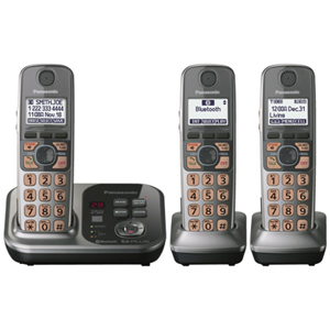 best buy cordless phone with answering machine