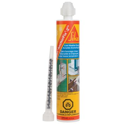 Sika sika anchorfix 2 275 ml home depot canada ottawa - Sika anchorfix 3 ...