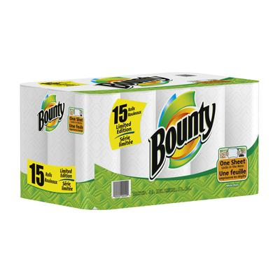research about bounty paper towels