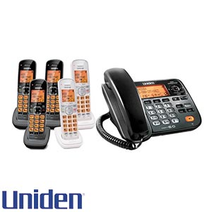uniden dect 6.0 digital answering machine manual