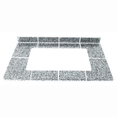 Granite Countertop Prices Home Depot Canada : ... Napoli Modular Kitchen Tile Sink Kit - Home Depot Canada - Ottawa