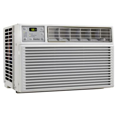 Danby 10000 btu window air conditioner home depot canada for 20 inch window air conditioner