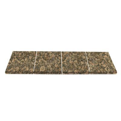 Granite Countertop Prices Home Depot Canada : ... Giallo Fiorito Modular Kitchen Tile Kit C - Home Depot Canada - Ottawa