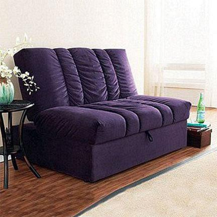 39lindy39 davenport sofa with pull out extension sears for Sofa bed extension