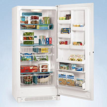 Frigidaire 174 21 Cu Ft Frost Free Upright Freezer Sears
